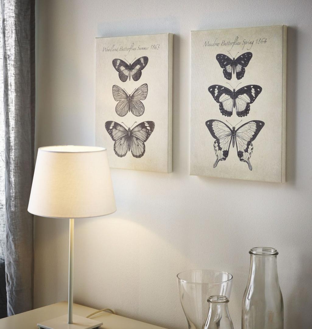 ściana W Salonie Obrazy Inspirowane Naturą Galeria