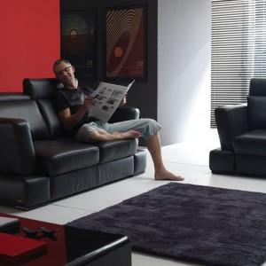 Sofa Play z oferty marki Gala Meble to pełen komfort ujęty w zgrabne formy. Fot. Gala Meble.