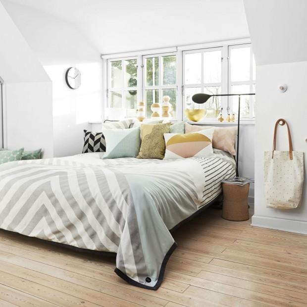 Jak urządzić jasną sypialnię? Zobaczcie inspiracje