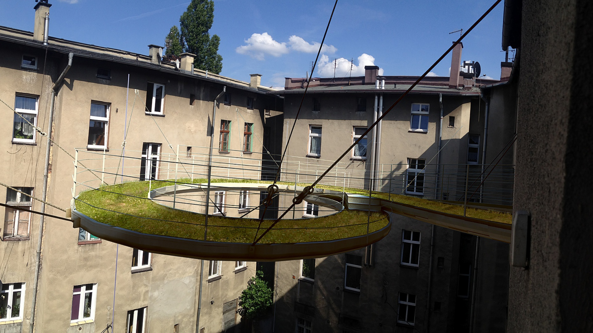 Balkon walk-on. Fot. Zalewski Architecture Group