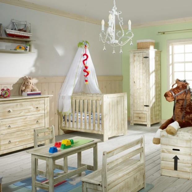 Pokój niemowlaka: najciekawsze pomysły, dużo zdjęć