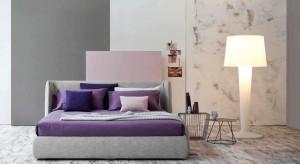 Łóżko w sypialni gra najważniejszą rolę. Szeroka paleta barw i materiałów pozwala wybrać model idealnie dopasowanego do naszych potrzeb.