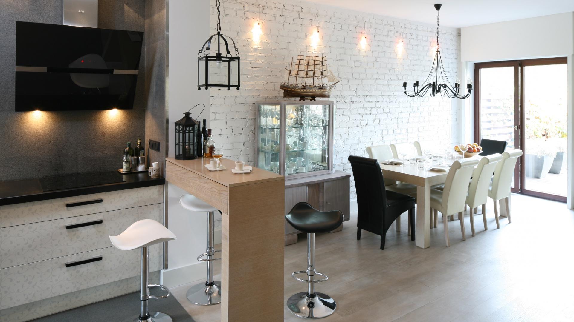 Kuchnia Z Półwyspem 12 Praktycznych Modnych Pomysłów