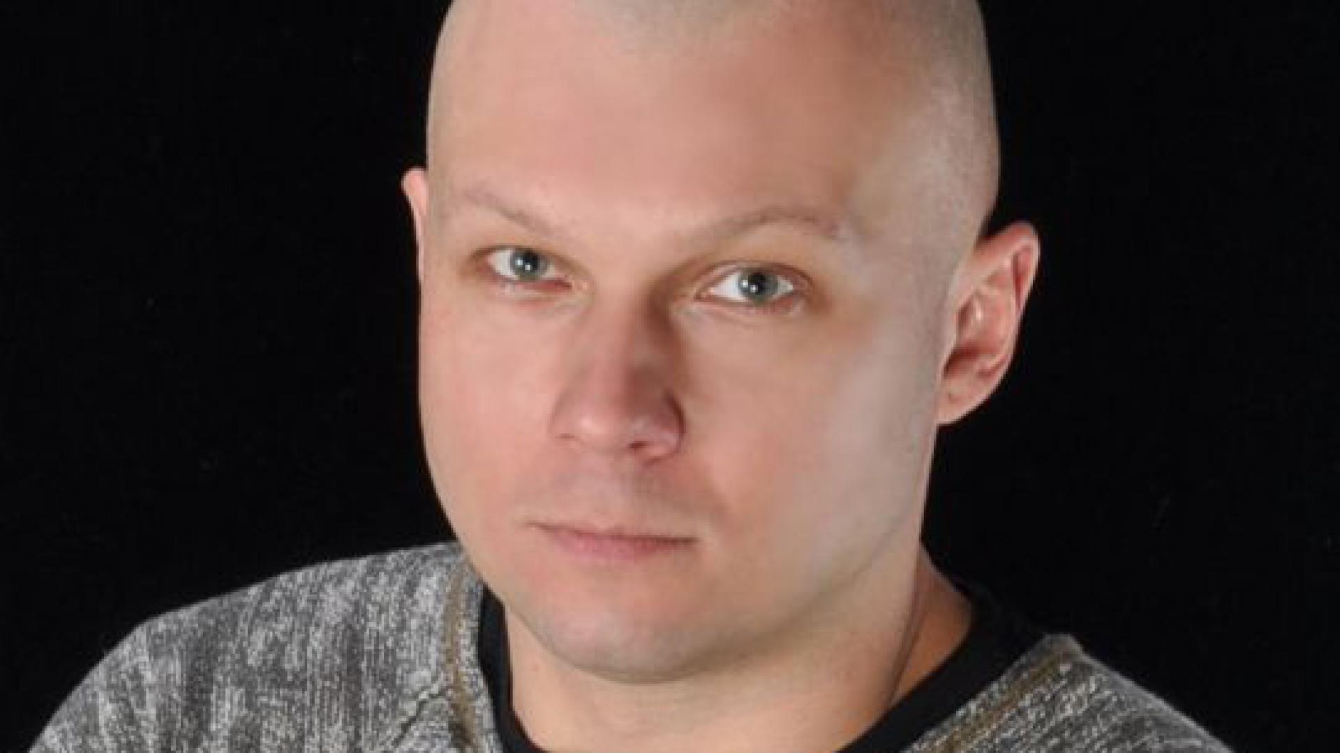 Marcin Guba, pracownia MGM Design. Fot. Archiwum