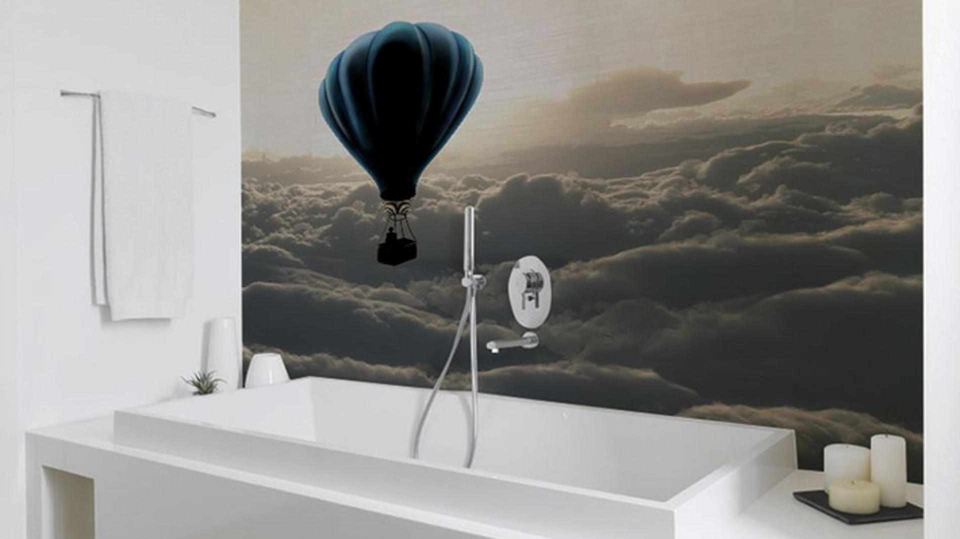 Fototapeta Pomysł Na ściany W łazience