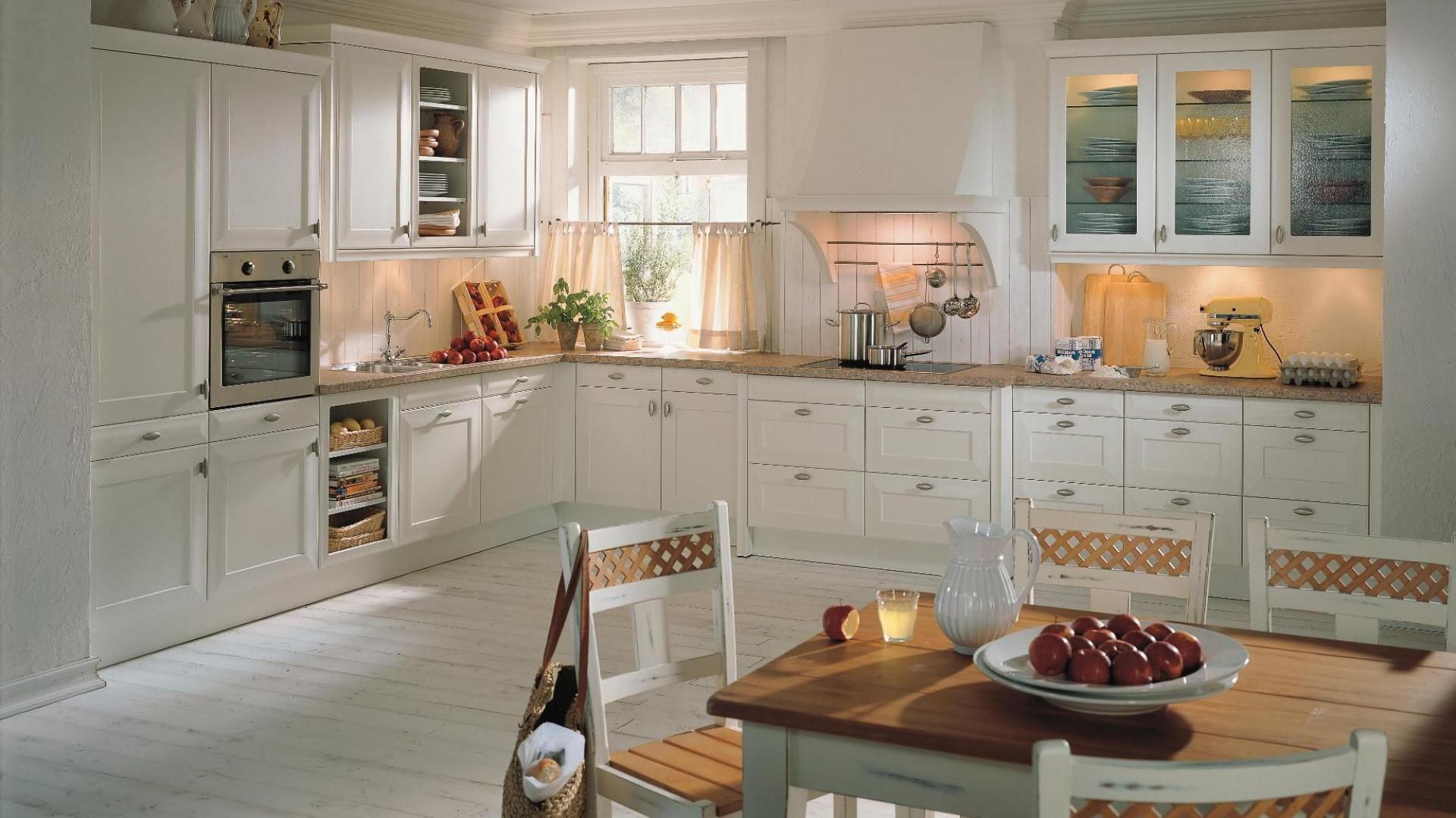 Kuchnia W Stylu Klasycznym Piękne Inspiracje Od Producentów