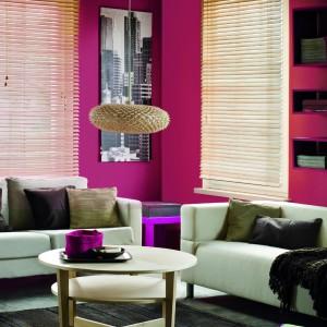 Ściany w odcieniu Passionate Red marki Beckers Colour Designer wprowadzą do wnętrza romantyczną atmosferę nie tylko w dzień walentynek. Fot. Beckers Colour Designer.