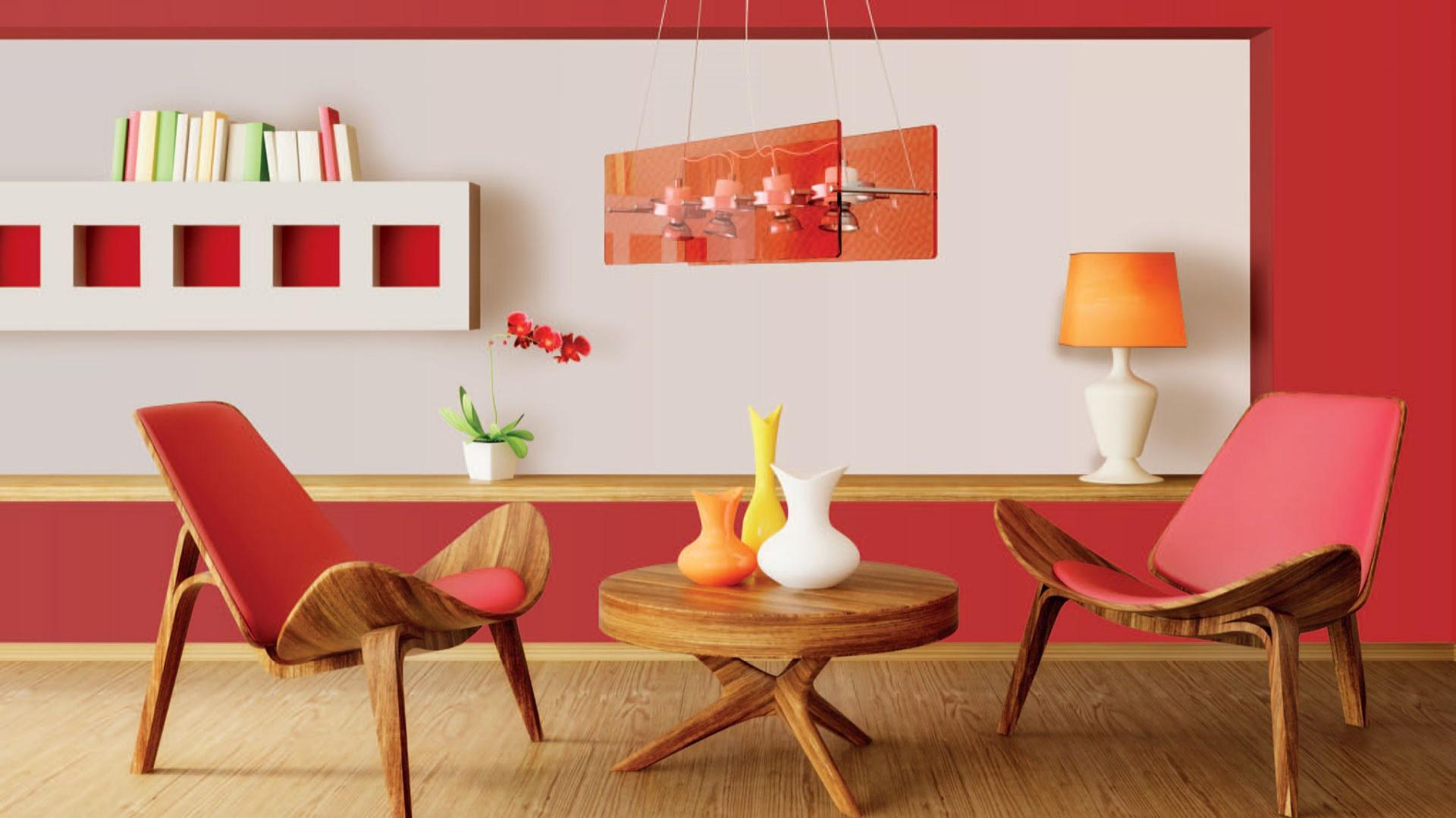 Beckers Colour designer Cherry, Cotton Candy. Fot. Beckers