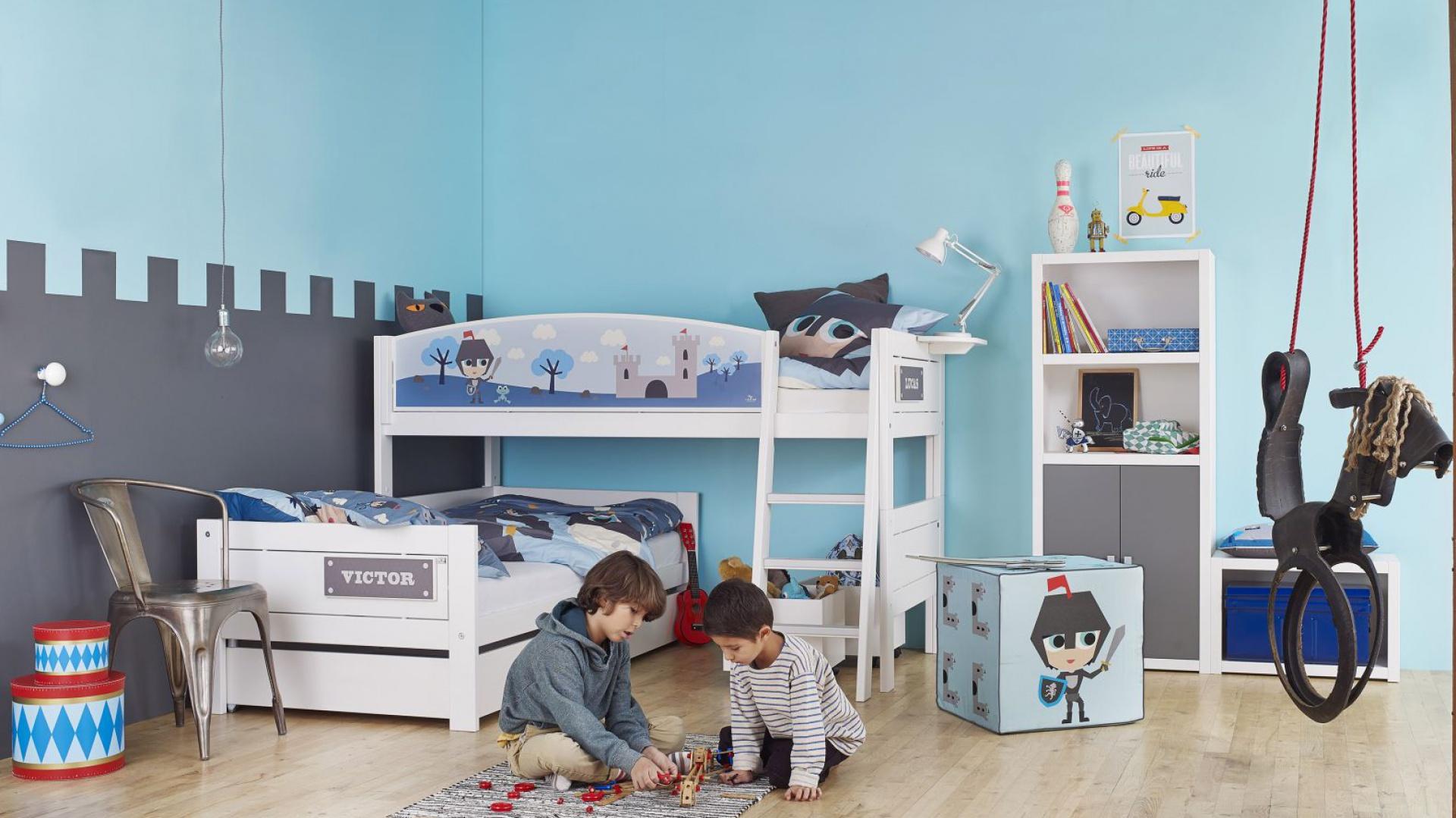 Jak Ustawić łóżka W Pokoju Rodzeństwa