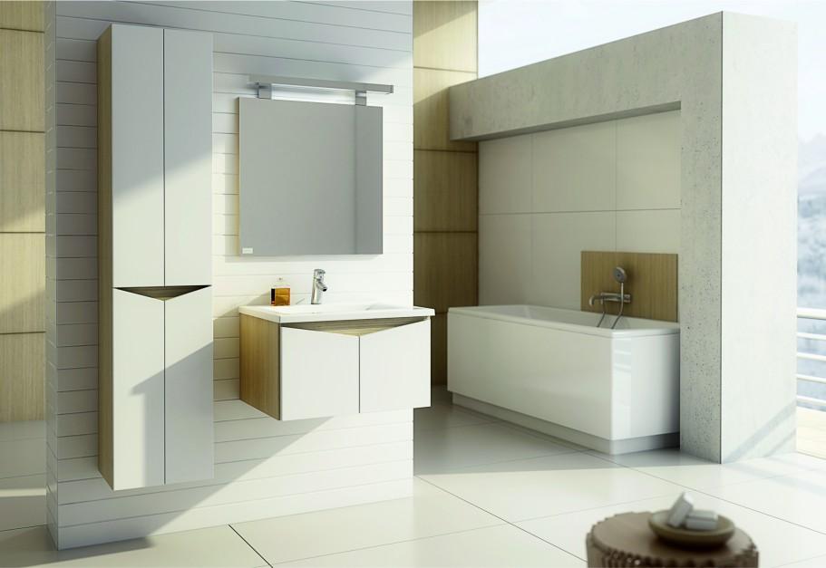 Meble Ramos Evolution firmy...  Nowoczesna łazienka – tak ...