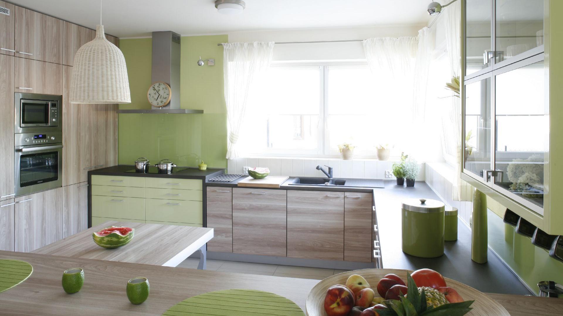 Kuchnia W Kolorze Drewna Zobacz Propozycje Polskich Projektantow