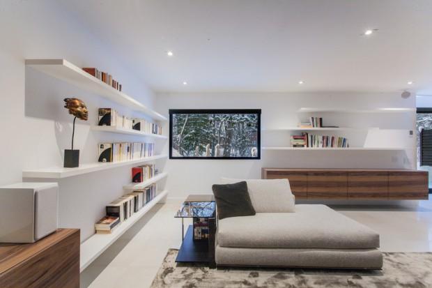 Piękne, jasne wnętrze. Zobacz nowoczesny dom