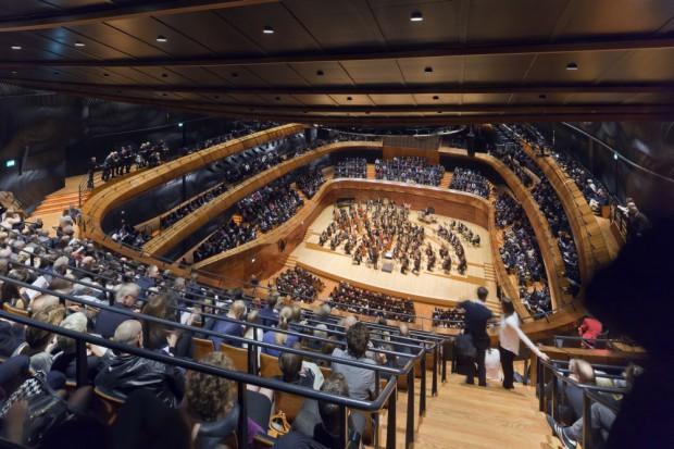 W stolicy śląska, w centrum Katowic na czterohektarowej działce, po sześciu latach projektowania i budowania powstało miejsce dla 1800 melomanów. Jest to nowa siedziba Narodowej Orkiestry Symfonicznej Polskiego Radia (NOSPR).