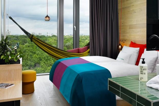 Kolor w sypialni. Inspirujące wnętrza