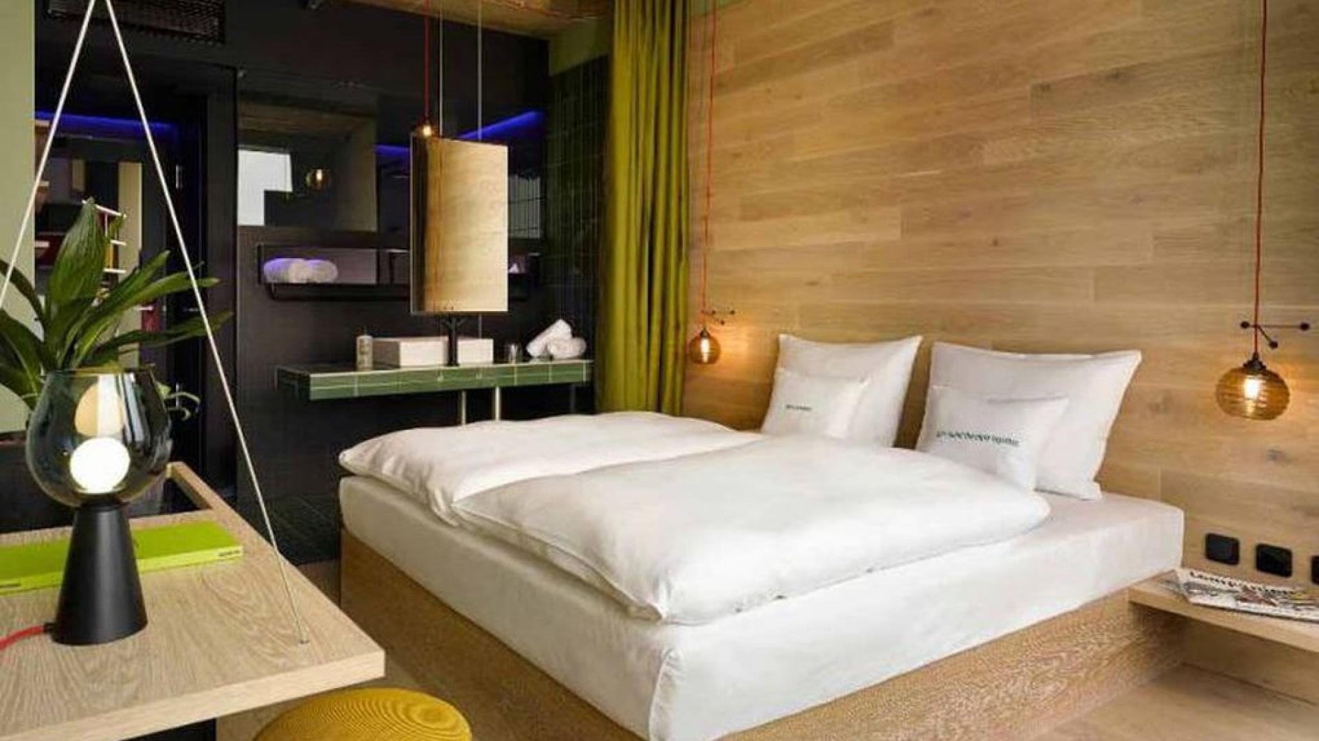 Kolor W Sypialni Inspirujące Wnętrza