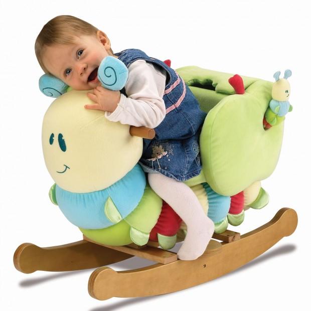 Zabawki na biegunach: bawią, cieszą, rozwijają