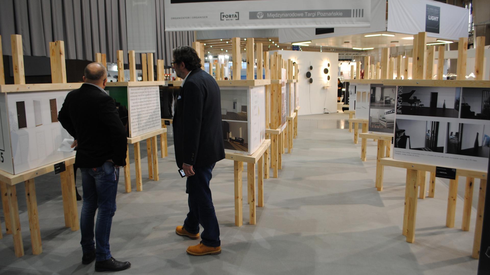 Wystawa konkursu Porta By Me 2015 na MTP. Fot. Piotr Sawczuk
