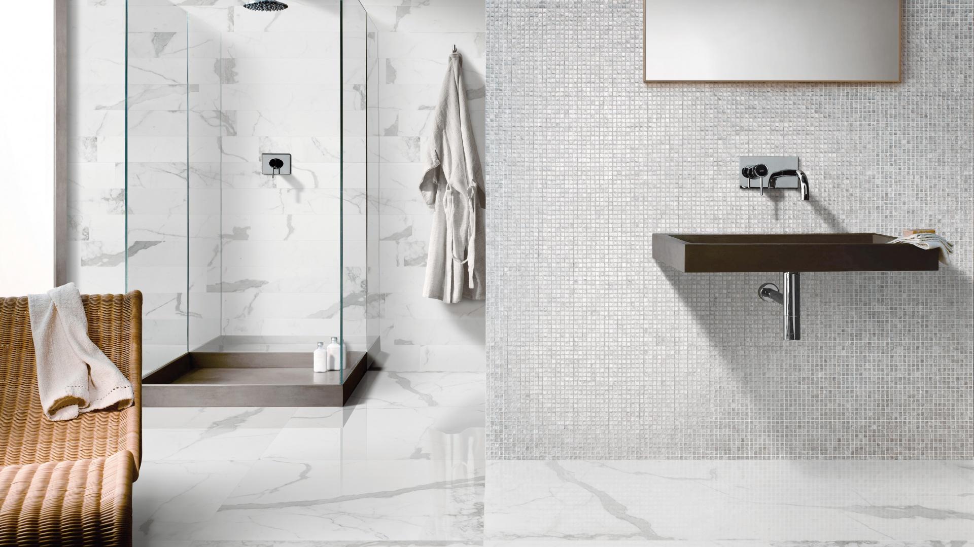 Białe Płytki Do łazienki Zobacz Nowości Z Targów Cevisama 2015