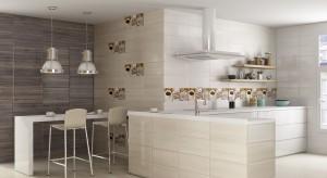 Klasyka jest ponadczasowa. To stwierdzenie idealnie pasuje do płytek ceramicznych, które pozostają najpopularniejszym materiałem wykończeniowym stosowanym w kuchni i jadalni. Zobaczcie najnowsze kolekcje.