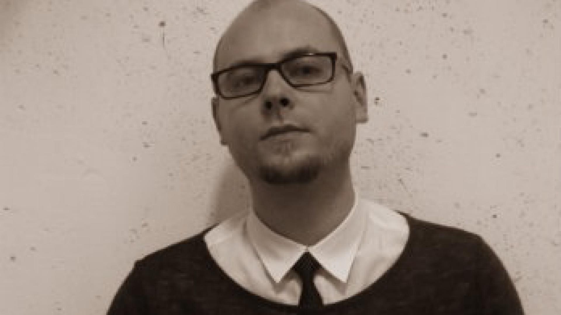 Arkadiusz Grzędzicki, projektant. Fot. Archiwum