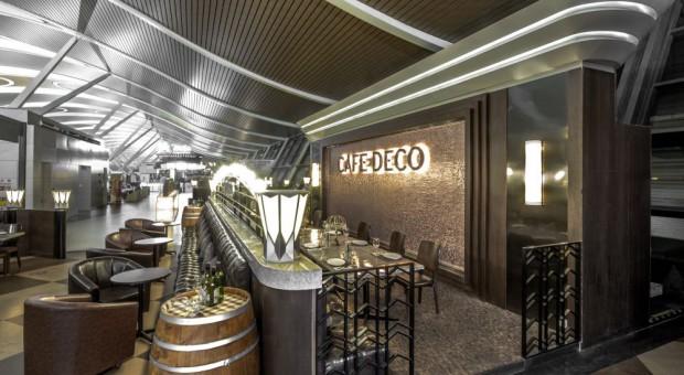 Cafe Deco - restauracyjny styl prosto z Szanghaju