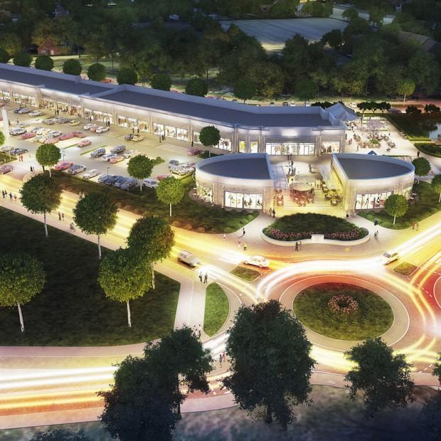 Ghelamco rozpoczyna budowę Placu Vogla na warszawskim Wilanowie