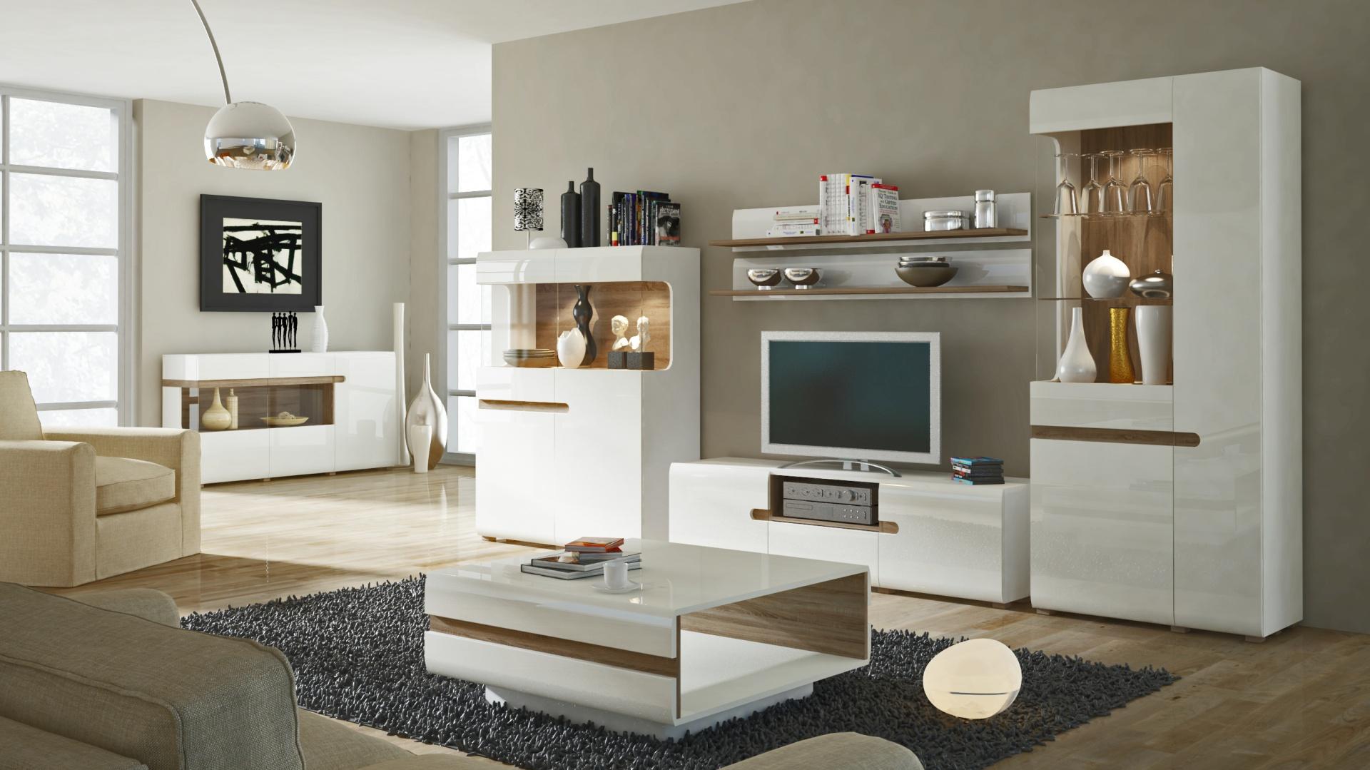 a3ae4997eed0ab Kolekcja mebli Linate z oferty marki Meble Wójcik to nieszablonowy design  podążający za najnowszymi trendami.