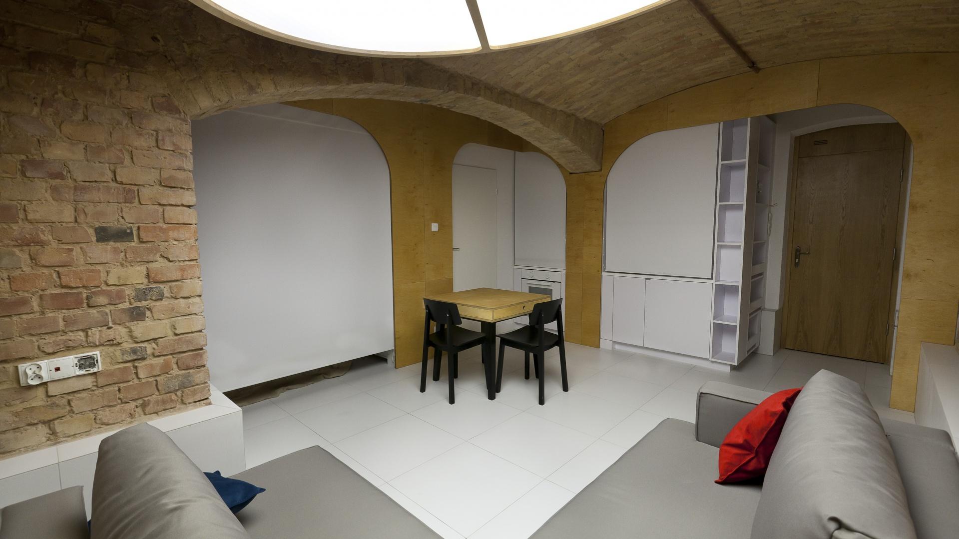 Malutkie Mieszkanie W Piwnicy Tak Mieszka Się Na 30 Metrach