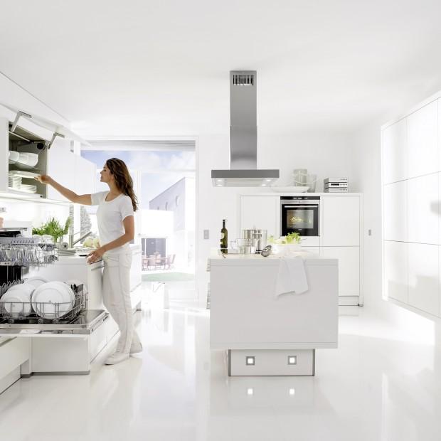 Modna biała kuchnia: 20 propozycji producentów mebli