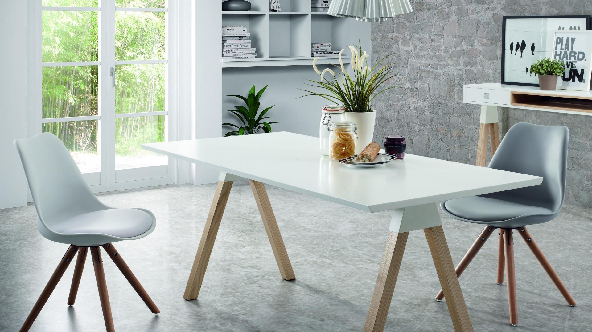 Modna jadalnia 15 pomysłów na elegancki stół