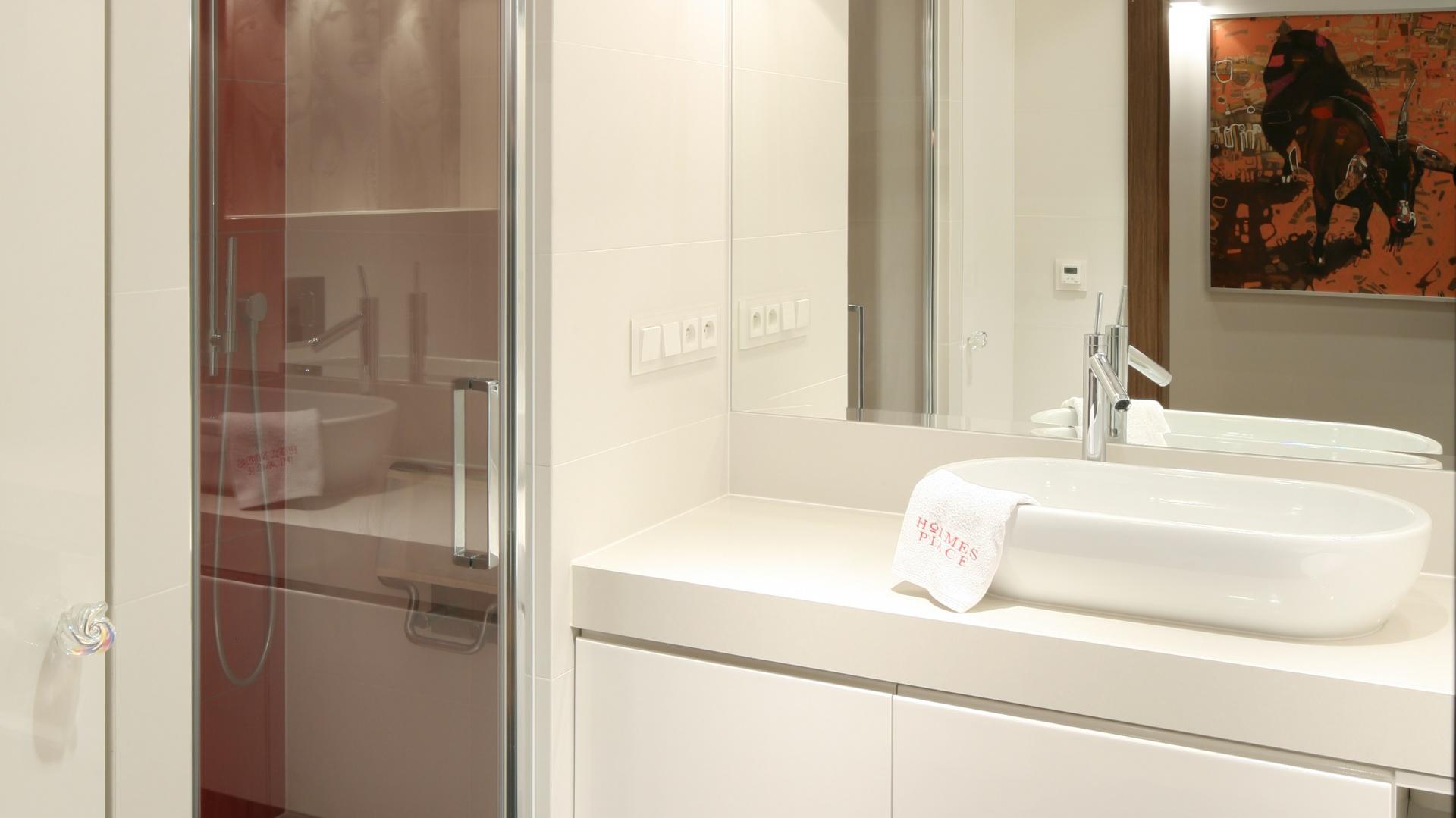 Mała łazienka Tak Urządzisz Prysznic We Wnęce