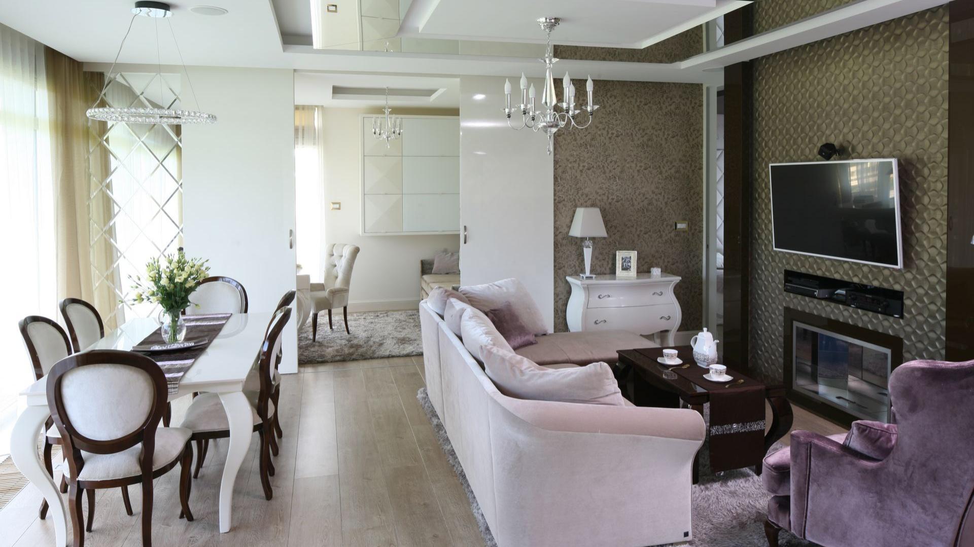 Sofa W Salonie Zobacz Jak Oddzielić Salon Od Kuchni I Jadalni