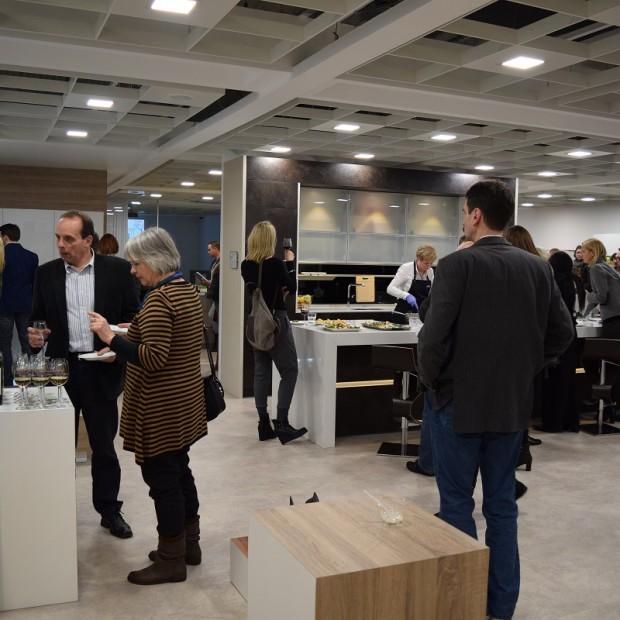 Oficjalne otwarcie showroomu firmy SAS