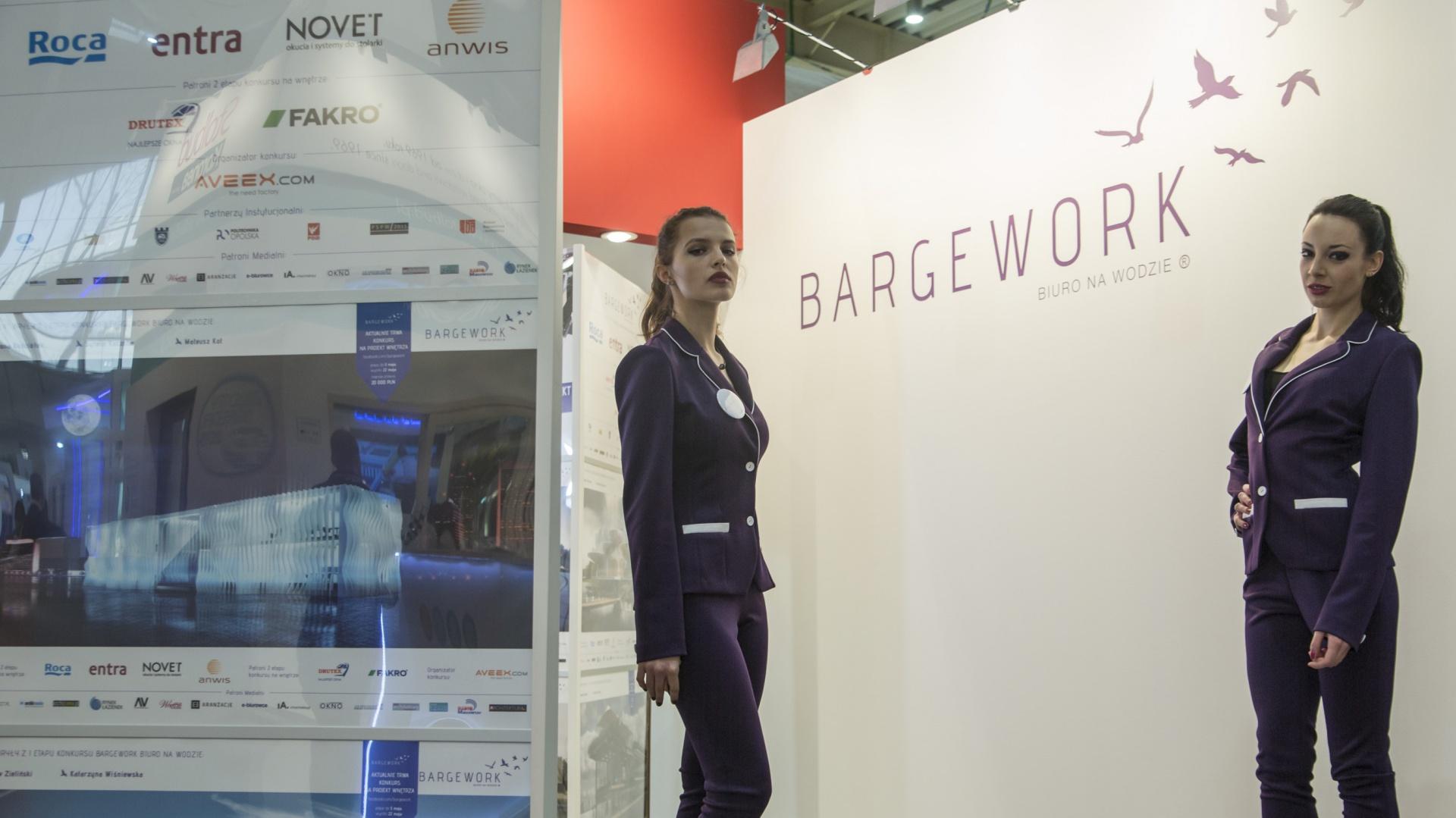 Aveex for Bargework Targi Budma 2015. Fot. Bargerwork