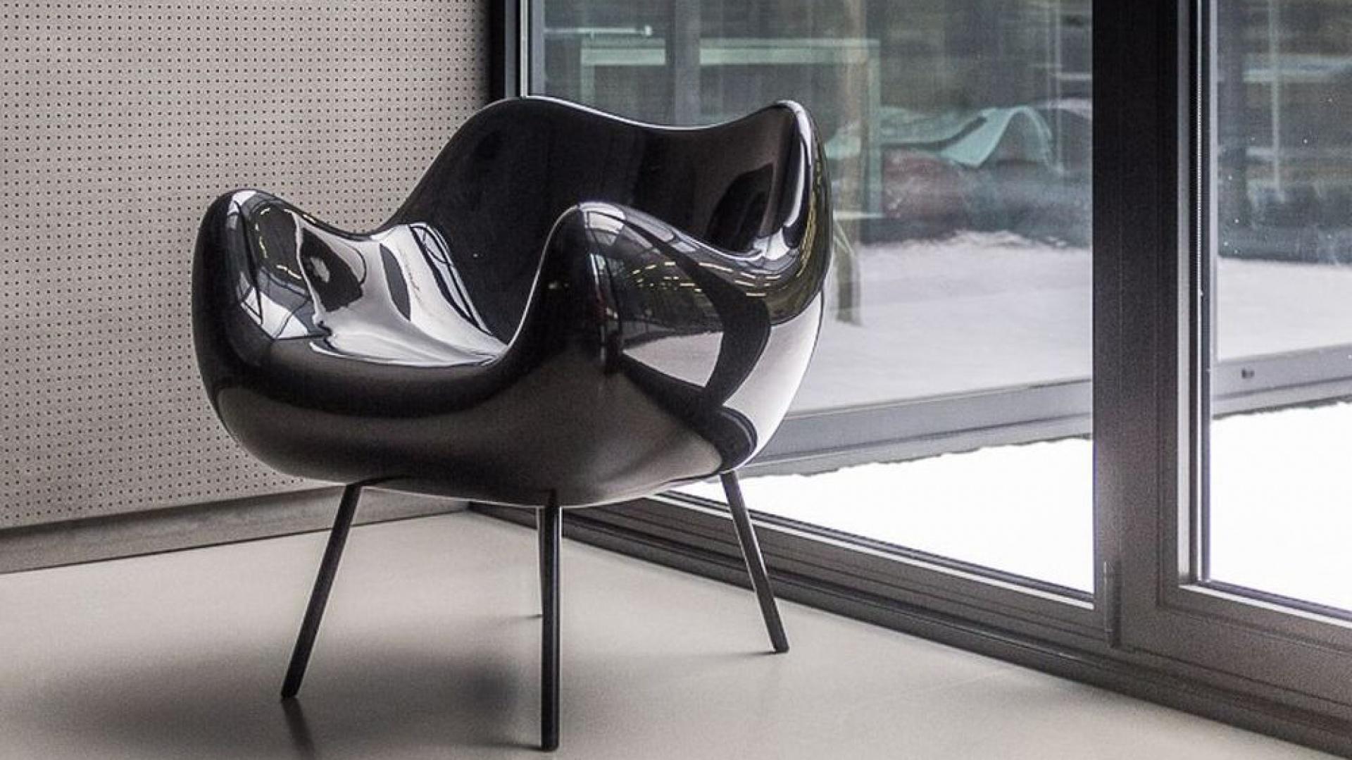Vzór, fotel RM58. Fot. Archiwum