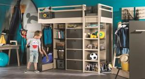 Mały pokój dziecka może być równie praktyczny jak duży. Trzeba tylko wiedzieć jak go dobrze zorganizować, wykorzystując innowacyjny mebel.