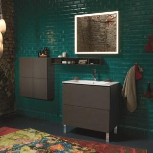 ME by Starck to seria wyposażenia zaprojektowana przez Philippe Starck'a dla marki Duravit. Fot. Duravit.