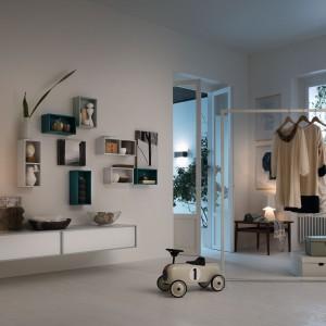 Włoska marka Inda zaprezentowała kolekcję meble Avantgarde, której nazwa doskonale oddaje także styl. Fot. Inda.