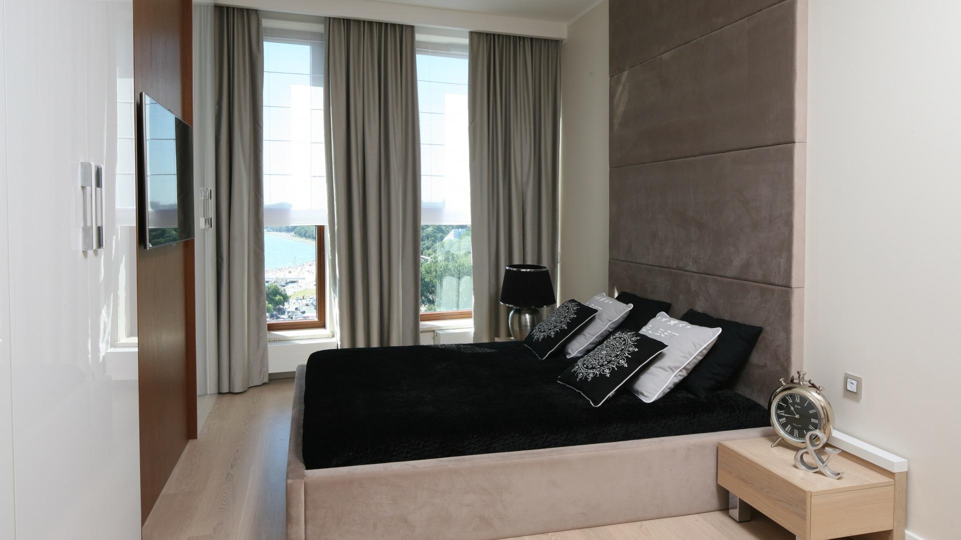 Telewizor W Sypialni Pomysły Architektów Na Aranżację