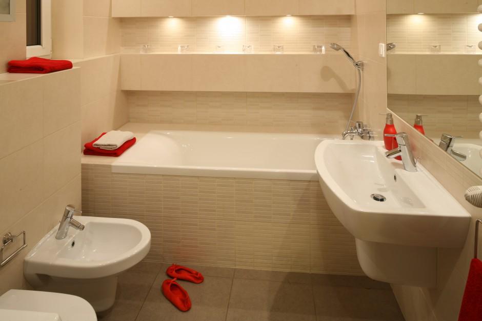 Łazienka o pow. 5,5 m kw...  Modna łazienka: tak ją urządzisz na 5 metrach