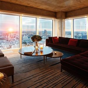 W 2013 roku ceny za najbardziej luksusowe apartamenty sięgały 25 mln złotych. 15 kwietnia poznamy aktualną ofertę. Fot. BSC Advisory.