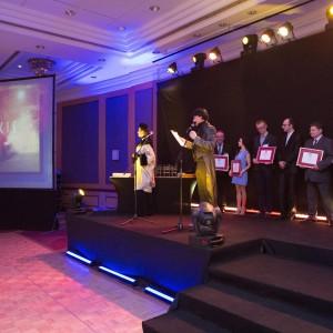 Z kolei w rankingu Salon Roku wzięło udział prawie 120 sklepów meblowych. Przedstawiciele branży oddali łącznie ponad tysiąc głosów. Fot. Bartosz Jarosz.