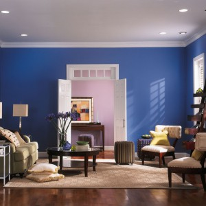 Wiosna w kolorze Blue to propozycja marki Benjamin Moore. Fot. Benjamin Moore.