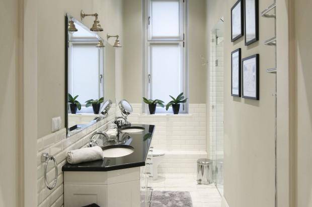 12 pomysłów na małą łazienkę