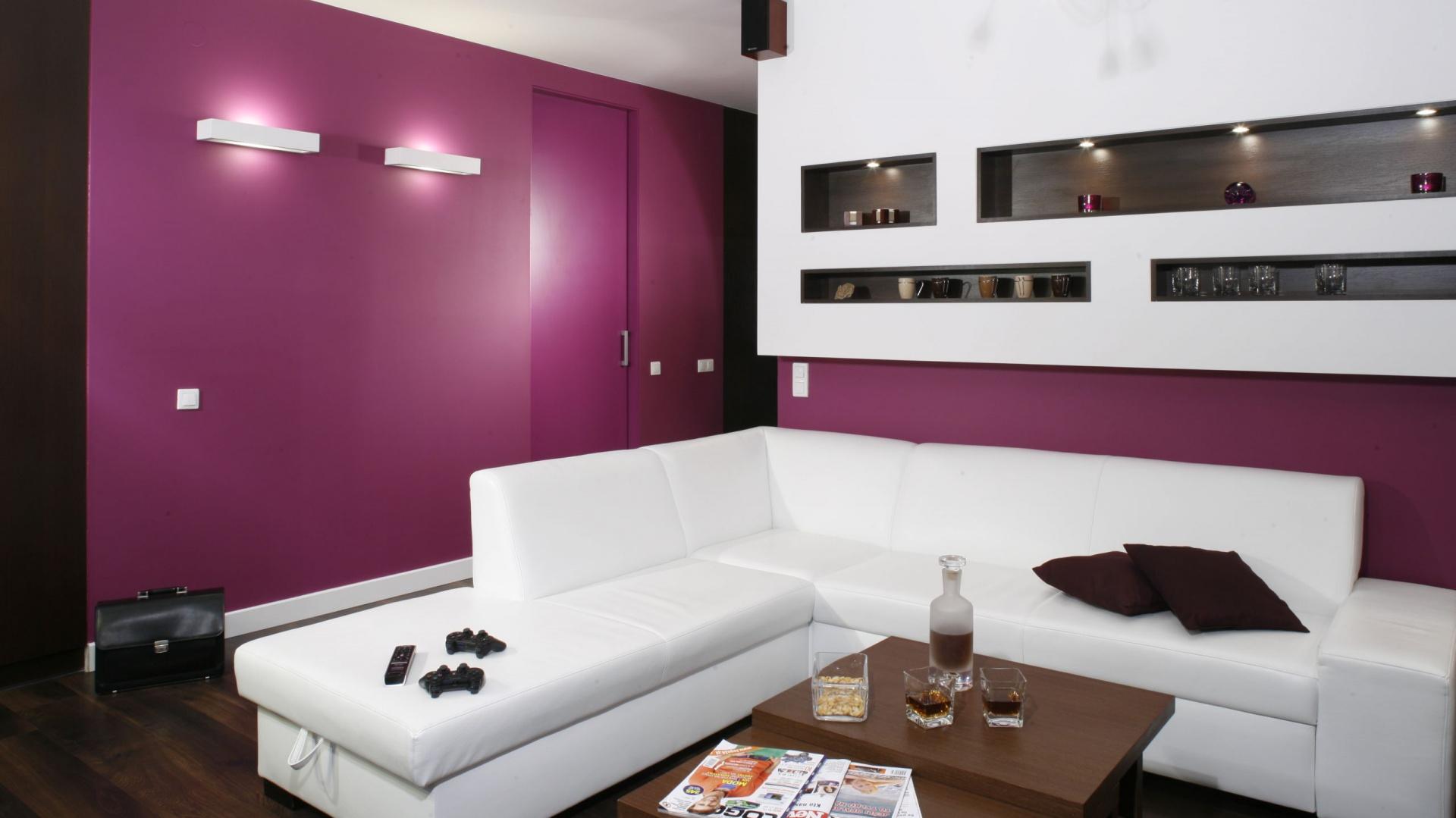 Nowoczesny Salon 15 Pomysłów Na Oświetlenie Led