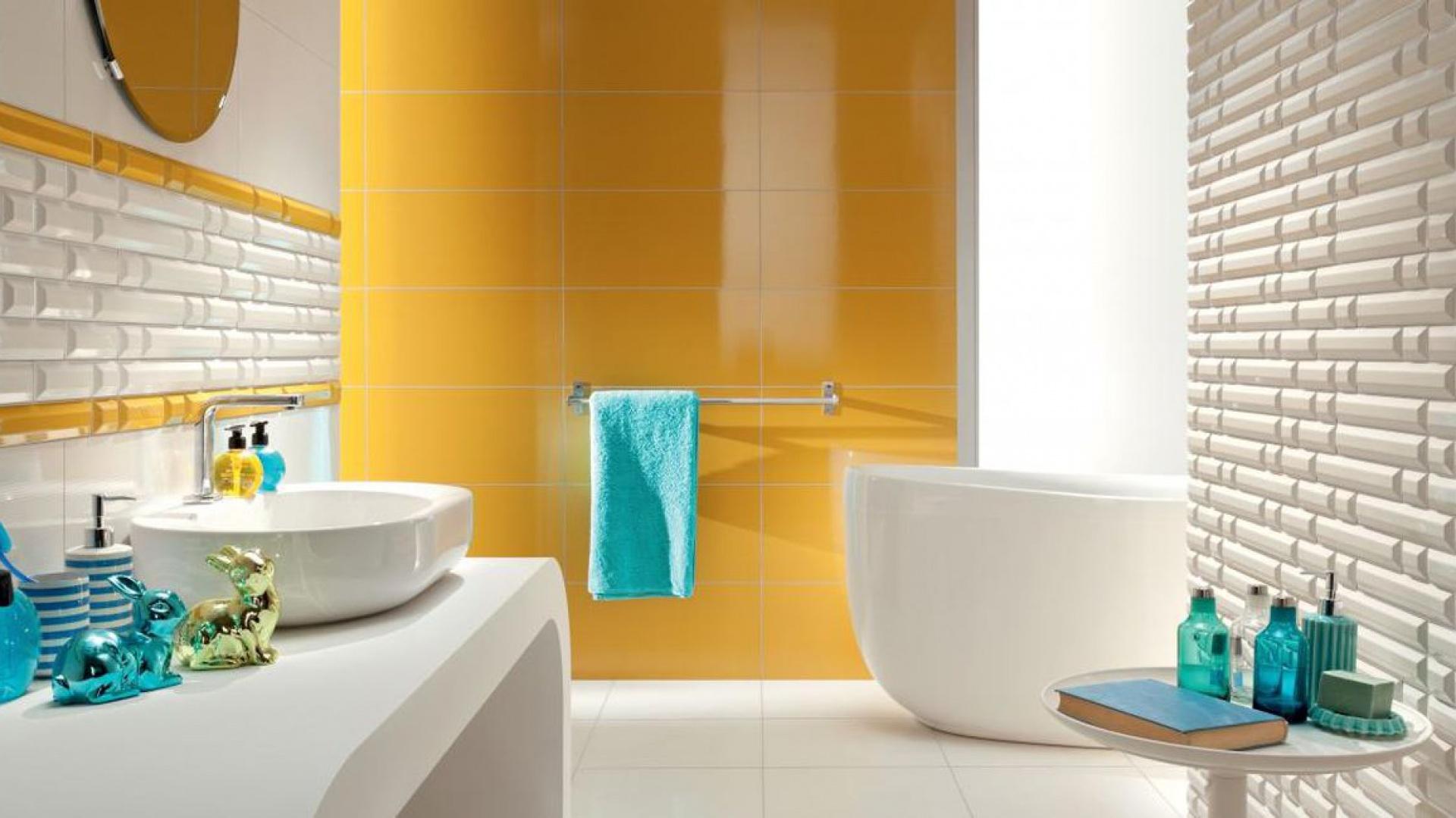 Płytki W łazience Piękne Kolorowe Kolekcje
