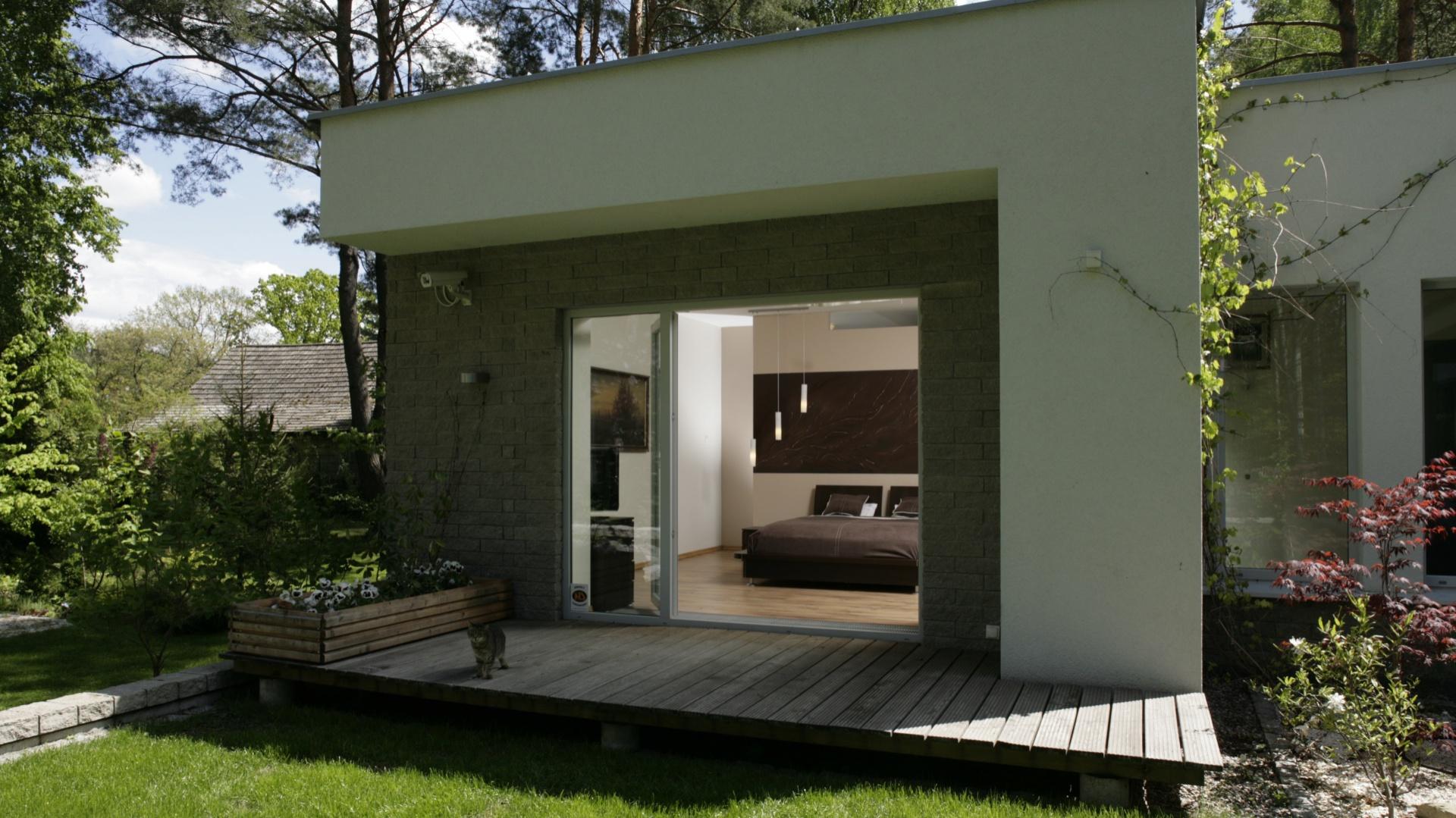 Taras Zobacz Pomysły Architektów
