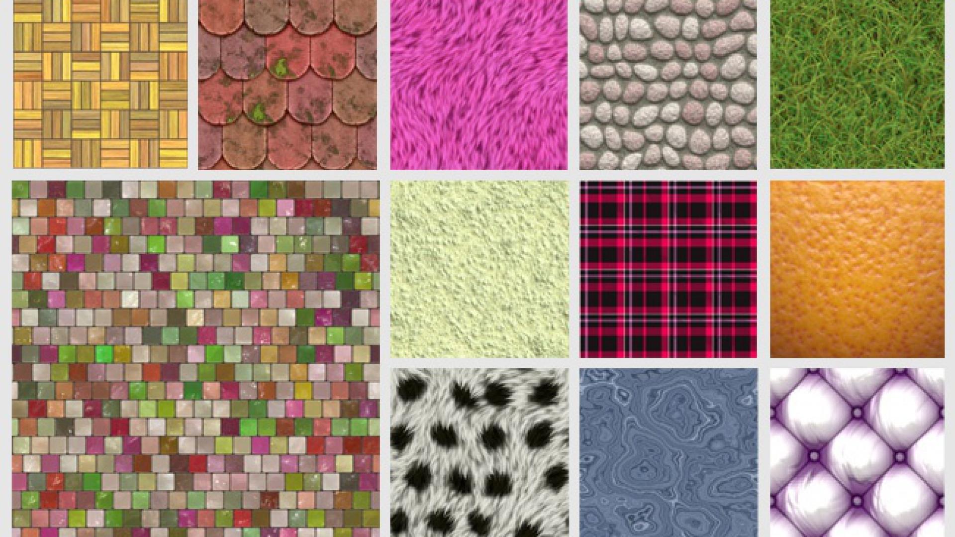 Baner tekstury tom2. Fot. Cad Decor