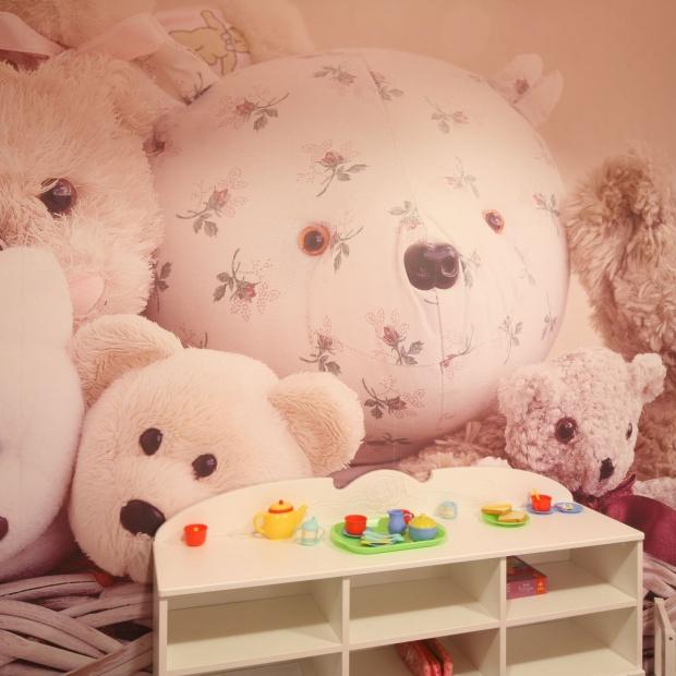 Ściana w pokoju dziecka: pomysły projektantów