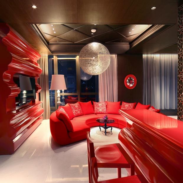 Bajkowo-hotelowy świat chińskiej legendy
